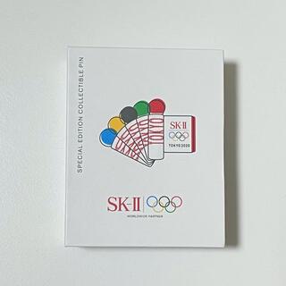エスケーツー(SK-II)のSK-II オリンピック ピンバッジ(バッジ/ピンバッジ)