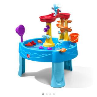 コストコ(コストコ)の最安値 コストコ ウォーターテーブル プール costco アンパンマン(知育玩具)