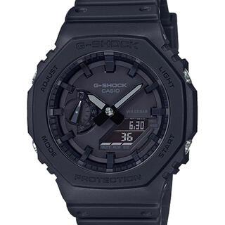 ジーショック(G-SHOCK)のG-SHOCK GA-2100-1A1JF (ブラック)(腕時計(アナログ))