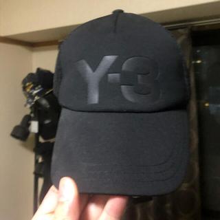ワイスリー(Y-3)の新品未使用タグ付きY3キャップ(キャップ)