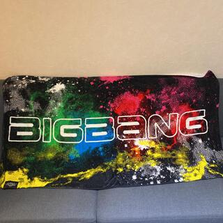 BIGBANG ファンクラブ限定タオル(K-POP/アジア)