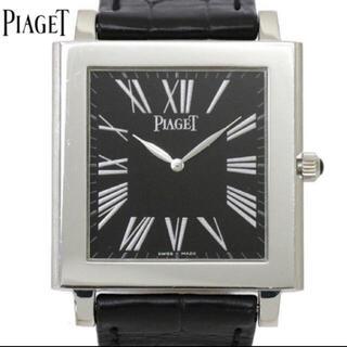 ピアジェ(PIAGET)のピアジェ PIAGET  手巻き OH済み ハイブランド 腕時計 ウォッチ (腕時計(アナログ))