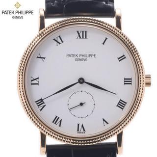 パテックフィリップ(PATEK PHILIPPE)の【純正】パテック・フィリップ  カラトラバ ボーイズ(腕時計(アナログ))