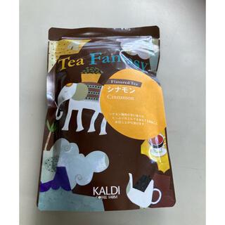 カルディ(KALDI)のシナモンティー  KALDI 40g(茶)