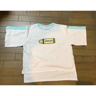 クレヨンスタイル Tシャツ  クレヨンしんちゃん(Tシャツ(半袖/袖なし))