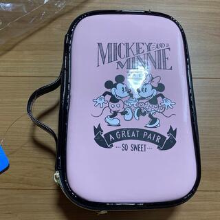 ミッキーマウス(ミッキーマウス)のミッキー化粧ポーチ(ポーチ)