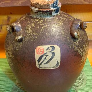 芋焼酎 岩倉酒造月の中亀入り 陶器1.8ℓ 陶器のみ(焼酎)