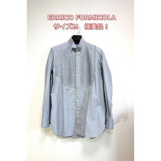 バルバ(BARBA)の【極美品】エリコフォルミコラ ウイングカラーシャツ(シャツ)
