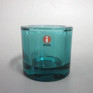 マリメッコ(marimekko)のマリメッコ 小物新品同様  グリーン ガラス(その他)