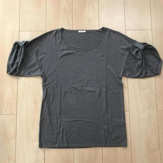 プラステ(PLST)のPLST Tシャツ カットソー トップス(カットソー(半袖/袖なし))