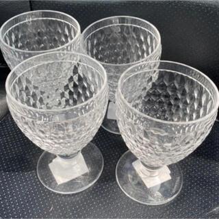 ビレロイ&ボッホ - ビレロイ&ボッホ(コレクション名:ボストン) グラス4個セット