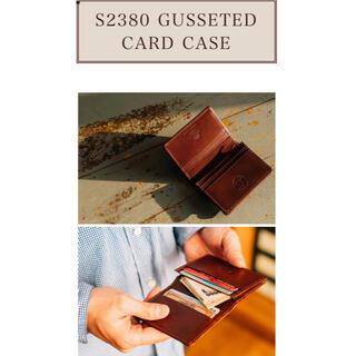 WHITEHOUSE COX - ホワイトハウスコックス カードケース