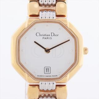 クリスチャンディオール(Christian Dior)のクリスチャンディオール デポーズ GP   レディース 腕時計(腕時計)
