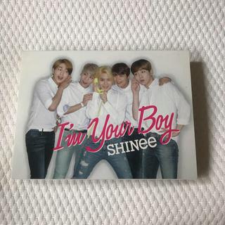 シャイニー(SHINee)のSHINee☆ I'm Your Boy☆CD+DVD☆トレカ付(アイドルグッズ)