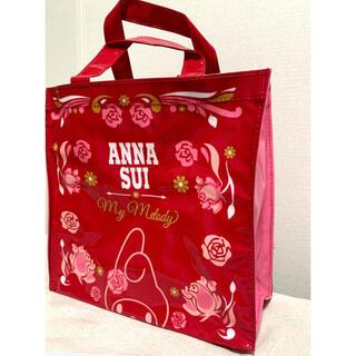 アナスイ(ANNA SUI)の台湾限定 ANNA SUIサンリオコラボミニトート マイメロver(トートバッグ)