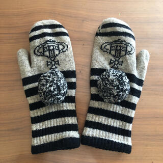 ヴィヴィアンウエストウッド(Vivienne Westwood)のvivienne westwood レディース 手袋(手袋)