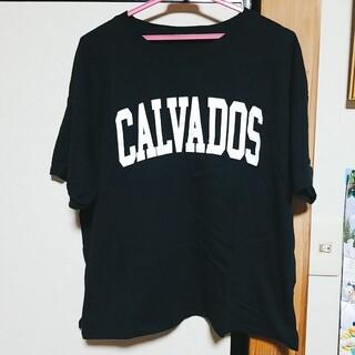 大きいサイズ ロゴTシャツ 4L(Tシャツ(半袖/袖なし))