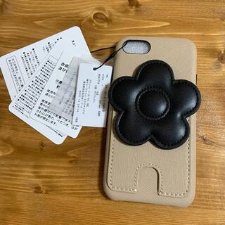 マリークワント(MARY QUANT)のマリークワント iPhone7/8/SE スマホケース  iPhoneケース(iPhoneケース)