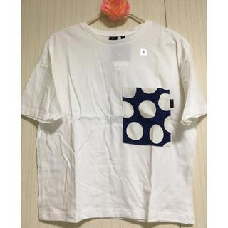 マリメッコ(marimekko)のS ユニクロ マリメッコ 水玉 Tシャツ(Tシャツ(半袖/袖なし))