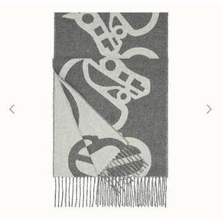 Hermes - 新作 HERMES スカーフ《Boucles et Camails》
