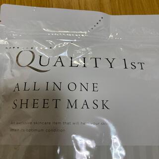 QUALITY FIRST - クオリティファースト シートマスク