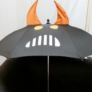 新品 ハロウィンアンブレラ ブラック(傘)
