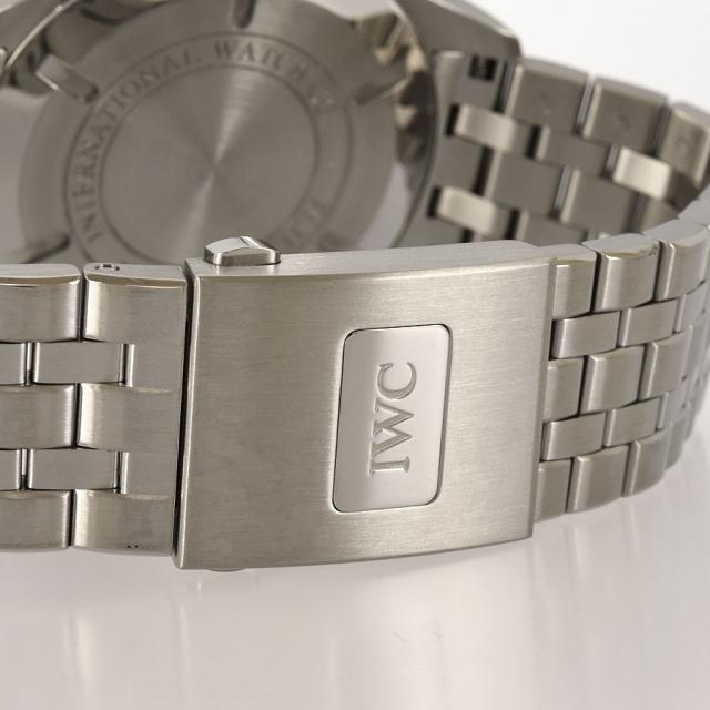 IWC(インターナショナルウォッチカンパニー)のインターナショナルウォッチカンパニー  メンズ腕時計 メンズの時計(腕時計(アナログ))の商品写真