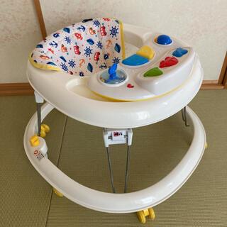 ニシマツヤ(西松屋)の西松屋歩行器 SmartAngel GウォーカーDX(歩行器)