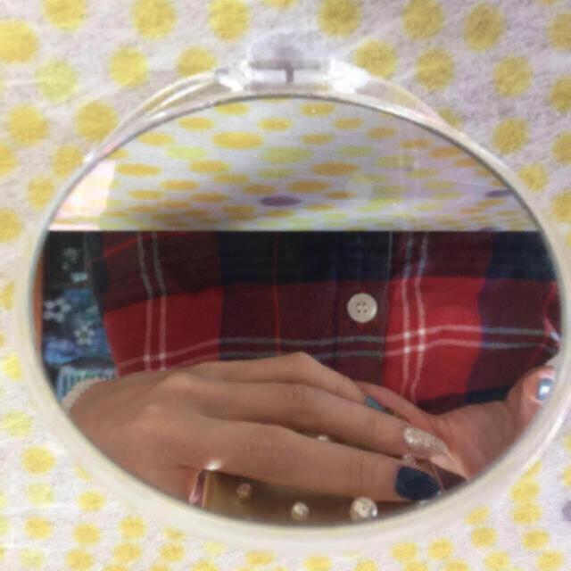 CLARINS(クラランス)のクラランス ミラー レディースのファッション小物(ミラー)の商品写真