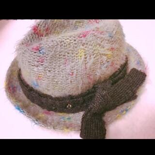 ヴィヴィアンウエストウッド(Vivienne Westwood)のヴィヴィアンウエストウッド ハット 帽子 ピアス 指輪 バッグ ワンピース 鞄(ハット)