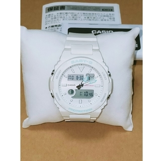 Baby-G - 格安SALE CASIO Baby-G BAX-100-7AJF 白