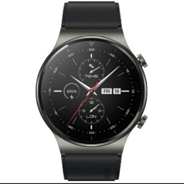 HUAWEI(ファーウェイ)のHUAWEI WATCH GT 2 Pro メンズの時計(腕時計(デジタル))の商品写真