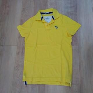 Abercrombie&Fitch - 新品★ Abercrombie & Fitch アバクロ メンズ 半袖ポロシャツ
