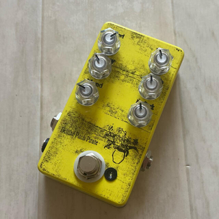 Mid-fi Electronics Deluxe Pitch Pirate(エフェクター)