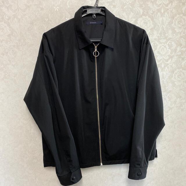 RAGEBLUE(レイジブルー)のジップブルゾン メンズのジャケット/アウター(ブルゾン)の商品写真
