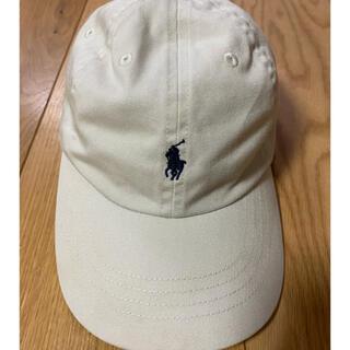 ポロラルフローレン(POLO RALPH LAUREN)のポロラルフローレンkidsキャップ(帽子)