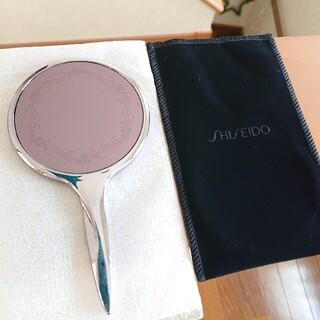 SHISEIDO (資生堂) - 【新品未使用】SHISEIDO 資生堂 手鏡 ハンドミラー