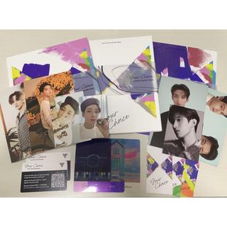 セブンティーン(SEVENTEEN)のSEVENTEEN セブチ Your Choice 3形態セット(K-POP/アジア)
