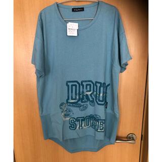 ドラッグストアーズ(drug store's)のドラックストアーズ    ロングTシャツ(Tシャツ(半袖/袖なし))
