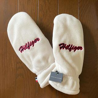 トミーヒルフィガー(TOMMY HILFIGER)の【新品未使用】tommyhilfiger 手袋(手袋)