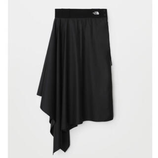 ハイク(HYKE)のノースフェイスハイク Tec Box Rap Skirt  Women M (ロングスカート)