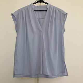 ヴィス(ViS)のトップス ブラウス(Tシャツ(半袖/袖なし))