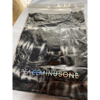 ピースマイナスワン(PEACEMINUSONE)のpeaceminusone(Tシャツ(半袖/袖なし))