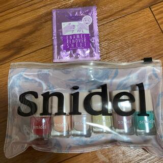 snidel - スナイデル ネイルカラー 6本