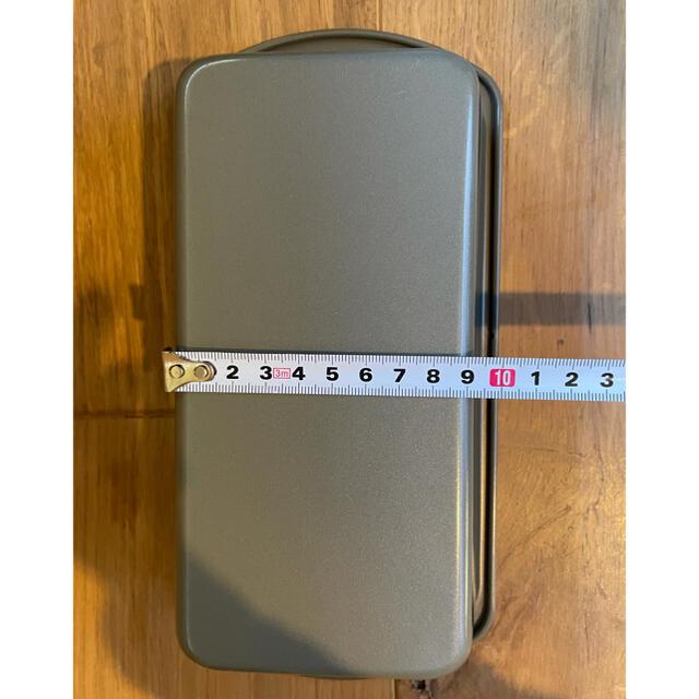 富士ホーロー(フジホーロー)のパウンド 型 大きめ テフロン インテリア/住まい/日用品のキッチン/食器(調理道具/製菓道具)の商品写真
