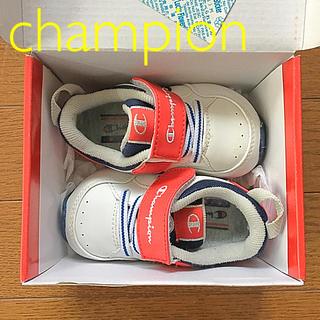 チャンピオン(Champion)の新品未使用☆子供服 13センチ champion(スニーカー)
