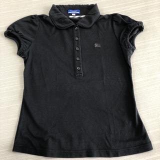 バーバリーブルーレーベル(BURBERRY BLUE LABEL)のバーバリーブルーレーベル★ポロシャツ★半袖(ポロシャツ)
