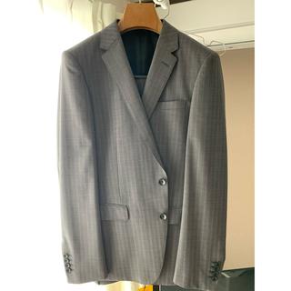 アオヤマ(青山)の新品タグあり 青山スリムスーツ上下セット YA5  グレー RITORNO(セットアップ)