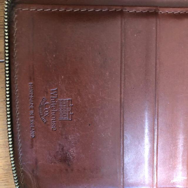 WHITEHOUSE COX(ホワイトハウスコックス)のホワイトハウスコックス 財布(マックナイトファン様専用) メンズのファッション小物(長財布)の商品写真