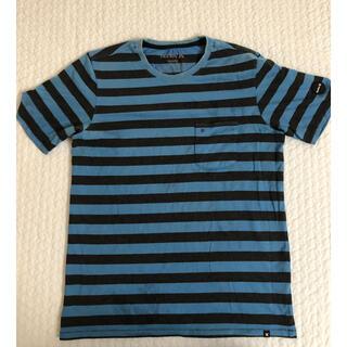 ハーレー(Hurley)のHurley ボーダーTシャツ M(Tシャツ/カットソー(半袖/袖なし))